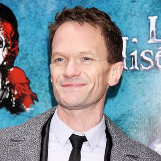 Neil Patrick Harris in Opening Night of Broadway's Les Miserables - Arrivals