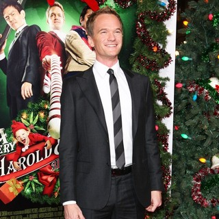 Neil Patrick Harris in The Premiere of A Very Harold and Kumar 3D Christmas