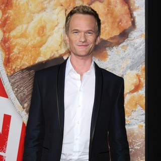 Neil Patrick Harris in American Reunion Los Angeles Premiere - Arrivals