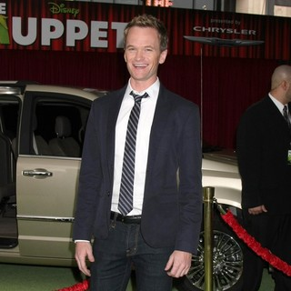 Neil Patrick Harris in The Premiere of Walt Disney Pictures' The Muppets - Arrivals