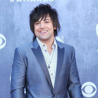 Neil Perry, The Band Perry in 49th Annual Academy of Country Music Awards - Arrivals