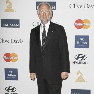 Neil Portnow in Clive Davis and The Recording Academy's 2013 Pre-Grammy Gala and Salute to Industry Icons