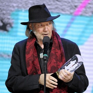 Neil Young in 2011 JUNO Awards - Show