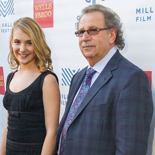 Sophie Nelisse, Mark Fishkin in Mill Valley Film Festival 2013 - Opening Night
