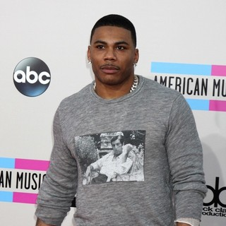 Nelly in 2013 American Music Awards - Arrivals