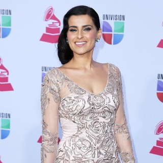 Nelly Furtado in 13th Annual Latin Grammy Awards - Arrivals