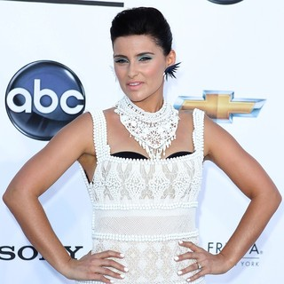 Nelly Furtado in 2012 Billboard Music Awards - Arrivals
