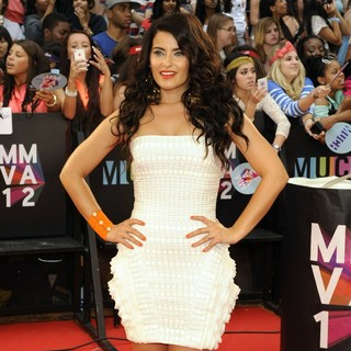 Nelly Furtado in 2012 MuchMusic Video Awards - Arrivals