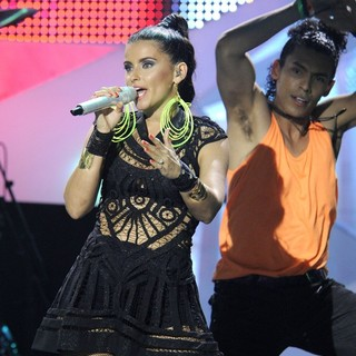 Nelly Furtado in 2012 MuchMusic Video Awards - Show