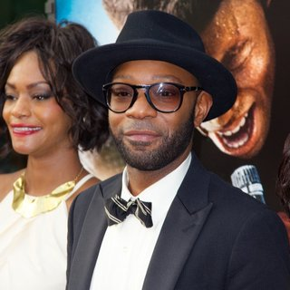 Nelsan Ellis in New York Premiere of Get on Up - Red Carpet Arrivals