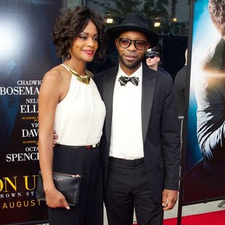 New York Premiere of Get on Up - Red Carpet Arrivals
