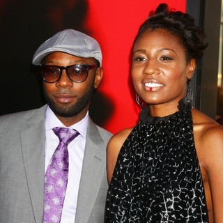 Nelsan Ellis in Premiere of HBO's True Blood Season 6 - Arrivals