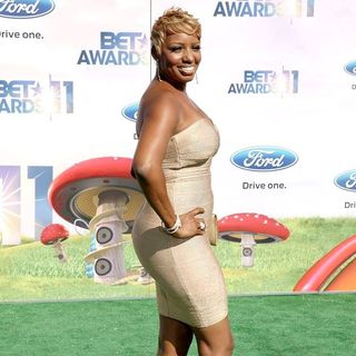 NeNe Leakes in BET Awards 2011