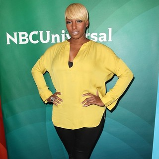 NeNe Leakes in NBC Universal Press Tour