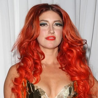 Neon Hitch in LOGO's 2012 NewNowNext Awards - Backstage