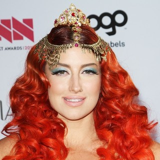Neon Hitch in LOGO's 2012 NewNowNext Awards - neon-hitch-newnownext-awards-01