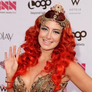Neon Hitch in LOGO's 2012 NewNowNext Awards - neon-hitch-newnownext-awards-02