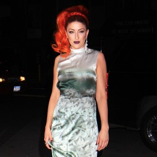Neon Hitch in New York Premiere of On the Road Presented by Grey Goose Vodka - Arrivals - neon-hitch-premiere-on-the-road-02