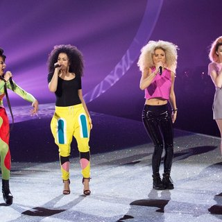 Neon Jungle in The 2013 Victoria's Secret Fashion Show