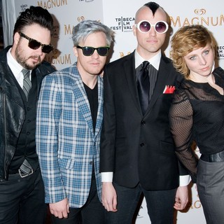 Neon Trees in 2011 Tribeca Film Festival Debut of Karl Lagerfeld and Rachel Bilson's Original Film Series