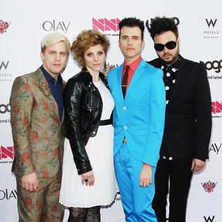 Neon Trees in LOGO's 2012 NewNowNext Awards