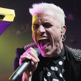 Tyler Glenn, Neon Trees in Neon Trees Performing at The Nylon Summer Music Tour