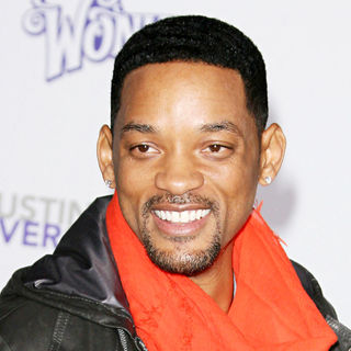 "Will Smith in Los Angeles Premiere of ""Justin Bieber: Never Say Never"""