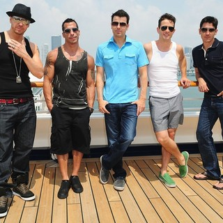 New Kids On The Block in The Third NKOTB Cruise