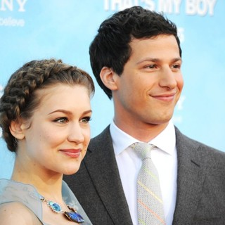 Joanna Newsom, Andy Samberg in Premiere of Columbia Pictures' That's My Boy