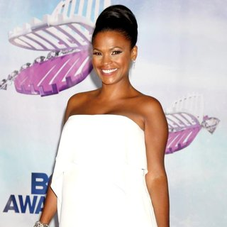 Nia Long in The 11th Annual BET Awards - Press Room