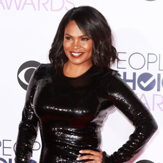 Nia Long in People's Choice Awards 2016 - Arrivals
