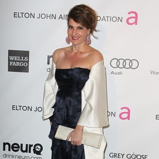 Nia Vardalos in 21st Annual Elton John AIDS Foundation's Oscar Viewing Party