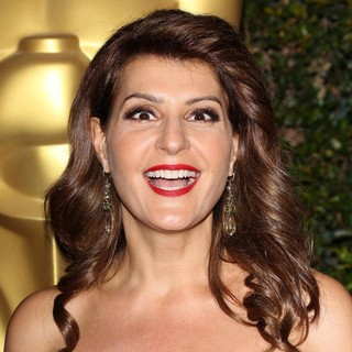 Nia Vardalos in The Academy of Motion Pictures Arts and Sciences' 4th Annual Governors Awards - Arrivals