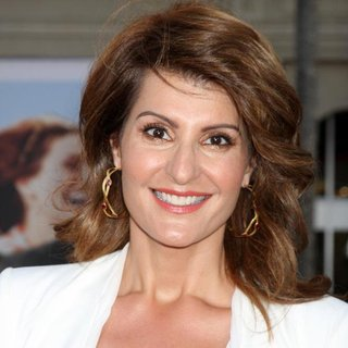 Nia Vardalos in Larry Crowne Los Angeles Premiere