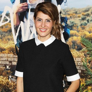 Nia Vardalos in Wild Los Angeles Premiere
