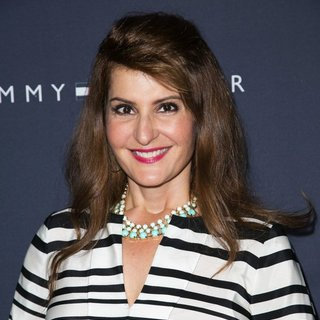 Nia Vardalos in The Zooey Deschanel for Tommy Hilfiger Collection Launch Event