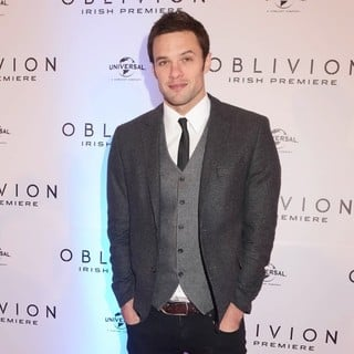Niall Breslin in The Irish Premiere of Oblivion - Inside Arrivals