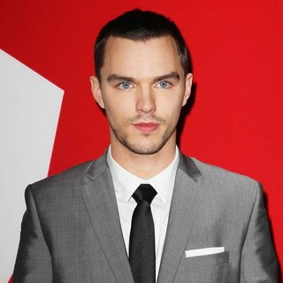 Nicholas Hoult in Premiere of Summit Entertainment's Warm Bodies - Red Carpet