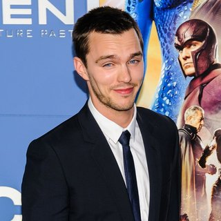 Nicholas Hoult in X-Men: Days of Future Past World Premiere - Arrivals