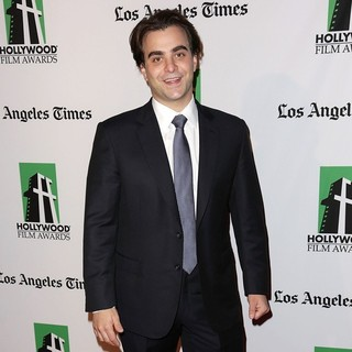 Nicholas Jarecki in 16th Annual Hollywood Film Awards Gala