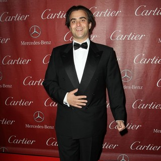 Nicholas Jarecki in 24th Annual Palm Springs International Film Festival Awards Gala - Red Carpet