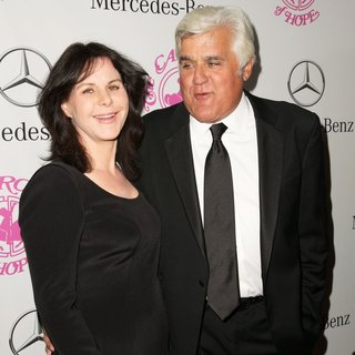 Mavis Nicholson, Jay Leno in 2014 Carousel of Hope Ball Presented by Mercedes-Benz - Arrivals