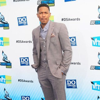 Nick Cannon in The DoSomething.org and VH1's 2012 Do Something Awards