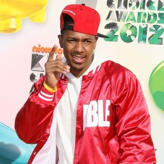 Nick Cannon in 2012 Kids' Choice Awards - Arrivals