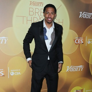 Nick Cannon in 2014 Variety Break Through of The Year Awards