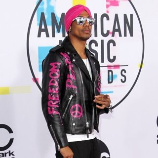 Nick Cannon in 2017 American Music Awards - Arrivals