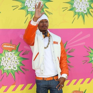 Nick Cannon in Nickelodeon's 26th Annual Kids' Choice Awards - Arrivals