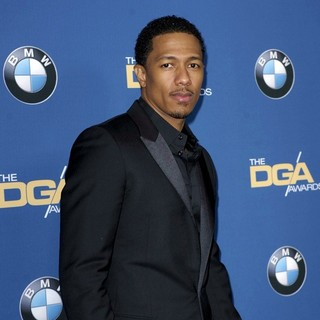 Nick Cannon in The 66th Annual DGA Awards - Arrivals
