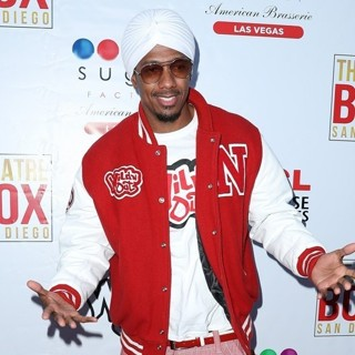 Nick Cannon in Nick Cannon Attends An Event at Sugar Factory
