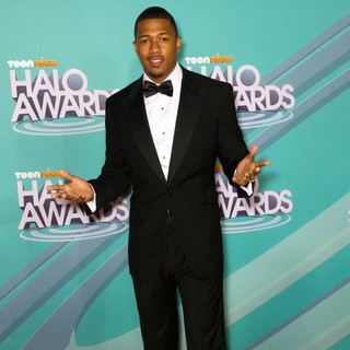 Nick Cannon in TeenNick HALO Awards - Arrivals